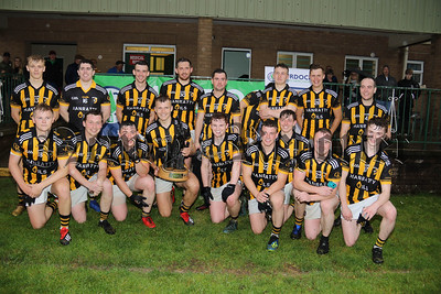 MALACHY MURDOCK TOURNAMENT FINAL IN BURREN
