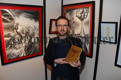 KEVIN DWAN LAUNCH HIS BOOK OF POEMS 'Twenty 7'