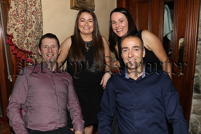 BCC AWARDS PRESENTATIONS IN JOHNNY MURPHYS MEIGH