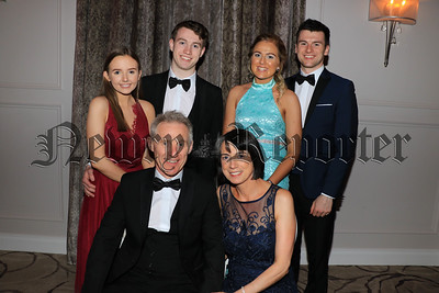 ST COLMAN'S COLLEGE SUMMER SOLSTICE BALL IN CANAL COURT HOTEL