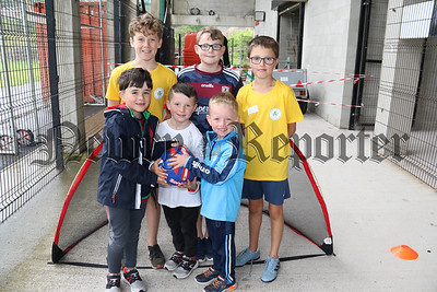 SHAMROCKS YOUTH CLUB SUMMER SCHEME