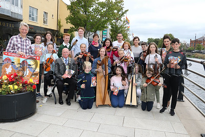 LAUNCH OF IÚR CINN FLEADH 5TH TO 8TH SEPTEMBR 2019