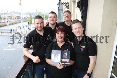 LAUNCH OF PRIDE IN NEWRY, INTERNATIONAL, UK & IRELAND PRIDE 2019