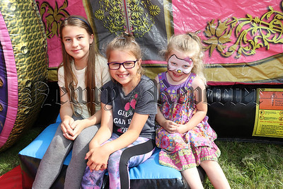 FAMILY FUN DAY AT BARCROFT COMMUNITY CENTRE