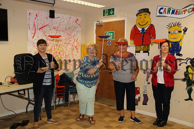 CARNAGAT COMMUNITY ASSOCIATION OLDER PEOPLE GROUP SUMMER SCHEME