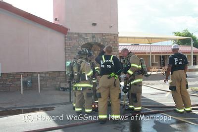 Baptist Church Fire 8-20-2016