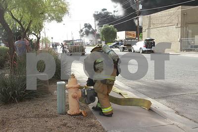 Phoenix Fire 3-22-2016