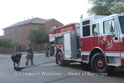 Stove fire 7-20-2015