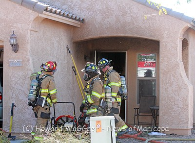 Structure Fire/Cat Rescue 11-25-2018