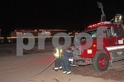 Train Fire 4-1-2014