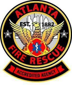 Atlanta Fire Rescue Logo