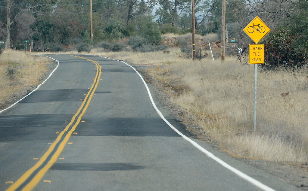 . Widening Neal Road is on the list of roads needing repair in the Paradise, Calif. area Thurs. Jan. 4, 2018.  (Bill Husa -- Enterprise-Record)