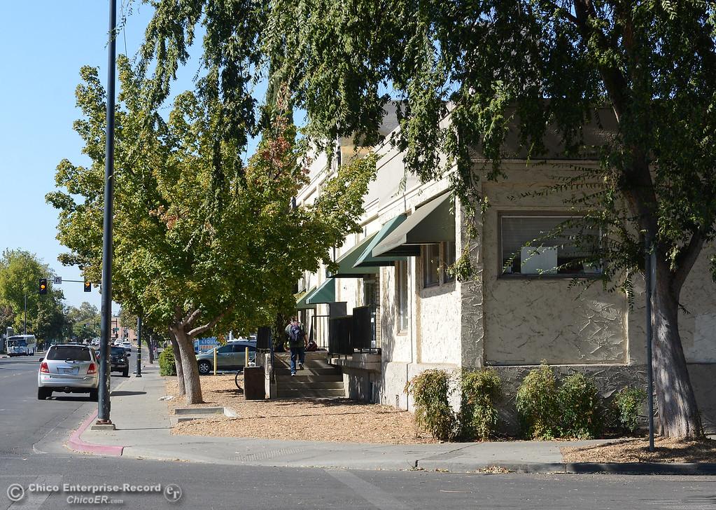 . The Jesus Center Wednesday October 4, 2017 in Chico, California. (Emily Bertolino -- Enterprise-Record)