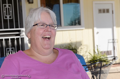 Elise Gladu, was recognized for the California Park and Recreation Society Lifetime Achievement Award. An advocate for people with disabilities her entire adult life, Gladu won the award in March. She is the coordinator at Joe McGie Center in Chico. Gladu and colleague Laura McLachlin teach in the recreation, Hospitality and Parks Management Department at Chico State University.   Chico, Calif. Thurs. Nov. 17, 2016. (Bill Husa -- Enterprise-Record)