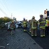 Two people died in a head-on crash Tuesday, Nov. 1, 2016, on Highway 99 north of Meridian Road in Chico, California. (Dan Reidel -- Enterprise-Record)