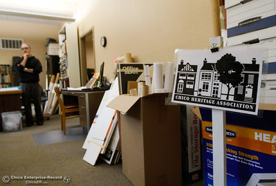 The Chico Heritage Association will not have an office space in the old city hall anymore, cause its lease ends December 31st and the city decided not to renew it Monday November 28, 2016 in Chico, California. (Emily Bertolino -- Enterprise-Record)