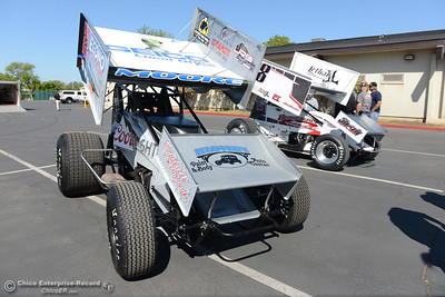 Silver Dollar Speedway luncheon Thursday, March 31, 2016, to preview the race season in Chico, California. (Dan Reidel -- Enterprise-Record)
