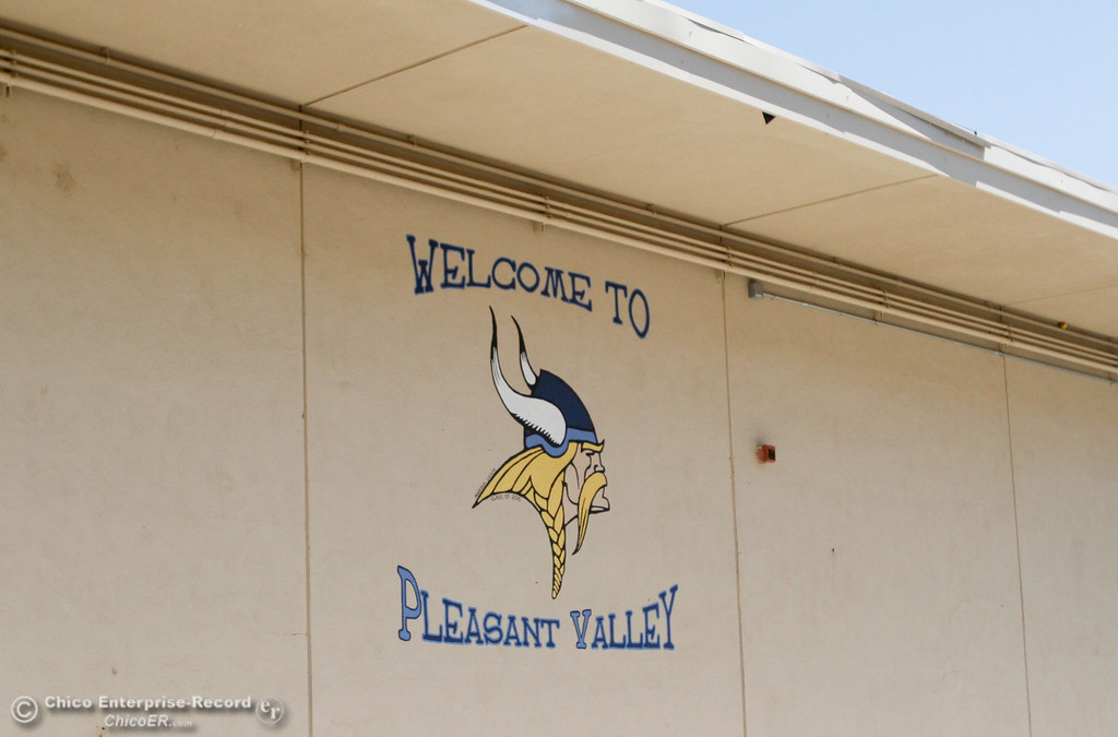 . The PV High gym project to replace the building\'s HVAC system will likely be delayed due to an additional inspection required by the Division of the State Architect Tuesday July 18, 2017 at Pleasant Valley High School in Chico, California.  (Emily Bertolino -- Enterprise-Record)