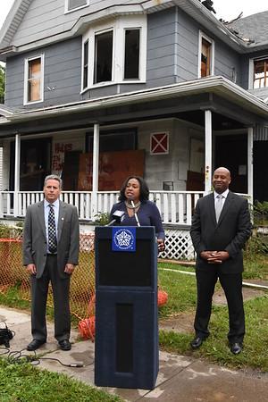 City announces demolition of 175 vacant properties. 9/5/2017