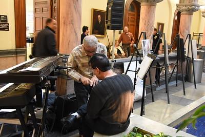 City celebrates Italian American Cultural Day. 10/20/2016