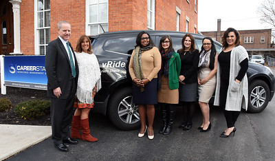 City launches Vanpool pilot project. 11/29/2016