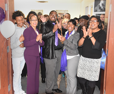 City welcomes Ms. Avy's Salon to State Street. 11/14/2017