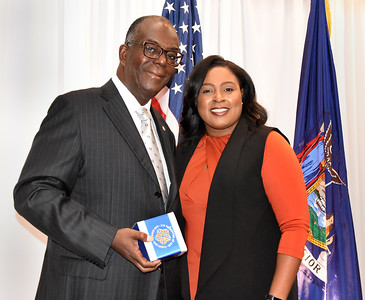 Mayor attends HBCU College Fair and Leader's Luncheon. 10/23/2017