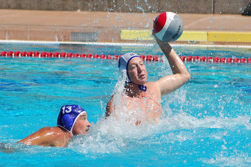 "The 2009 National Senior Games took place in Northern California at the end of July, with Water Polo events hosted at Stanford.  Click here for a couple of the <a href=""/share/UlVovYhnyJhCQ"">Galleries</a>.    Note: Not including the thumbnail photos in each gallery, MyWaterPoloPics.com photos were viewed 122,607 times in August"