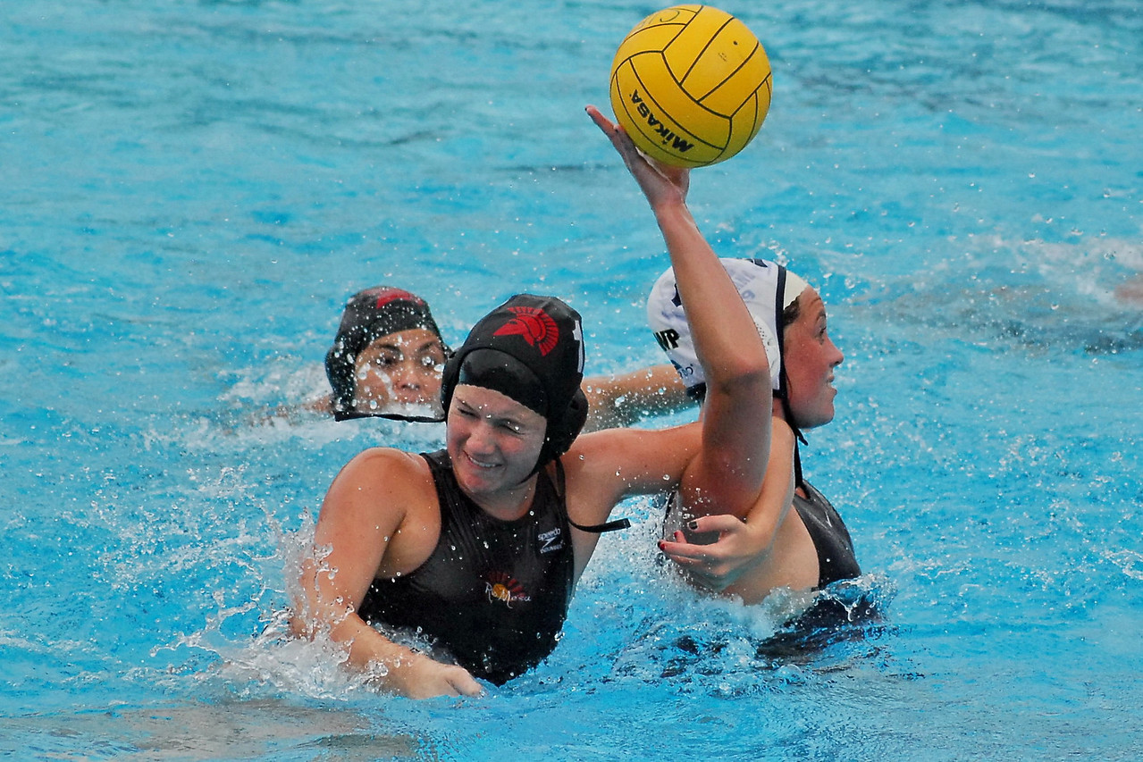"The 2010 CIF SS Girls high school Championship games took place in February at the William Woollett Aquatics Center at Irvine High School.   Click here for a couple of the <a href=""/share/K5wqiE0TrPHqk"">CIF SS Girls Championships</a> Galleries.  Note: Not including the thumbnail photos in each gallery, MyWaterPoloPics.com photos were viewed 67,056 times in January."