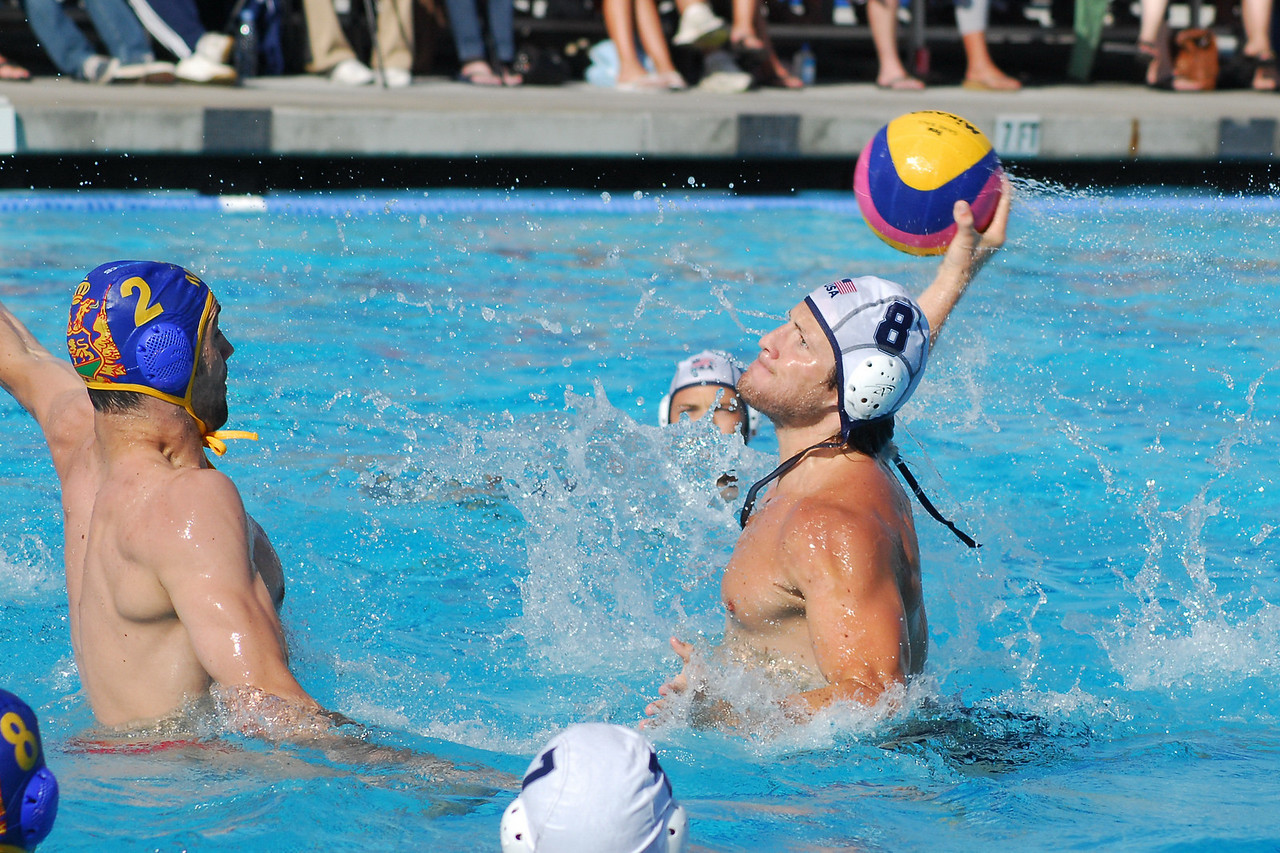 "The USA Men defeated Montenegro in a 7 to 6 game at Cal Lu in Thousand Oaks on June 26.  Click here to see <a href=""/Boys-and-Men/USA-National-Team-Senior/USA-Men-vs-Montenegro-062610/12708754_b3BBr"">the game</a>.  The USAWP Masters National Championships took place in San Diego mid-June.  <a href=""/Boys-and-Men/Masters/Masters-2010-Mens-50-SB-vs-Tri/12680272_TFUeb"">Click here</a> to see photos of the Men's 50+ gold medal game between the Santa Barbara Masters and Tri Valley Gold.  Note: Not including the thumbnail photos in each gallery, MyWaterPoloPics.com photos were viewed 104,999 times in May."