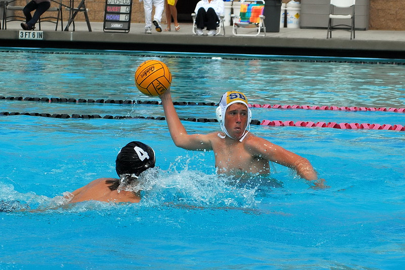 "<a href=""/share/4s9gLxPVnJTHc"">Ventura League</a> is a popular coed league with 12U, 14U DI & DII divisions.  Games are played at Ventura College, Oxnard High School, and Rio Mesa High School.  Note: Not including the thumbnail photos in each gallery, MyWaterPoloPics.com photos were viewed 16,751 times in March - the first (partial) month of publication."