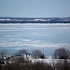 Record-Eagle/Jan-Michael Stump<br /> East Arm of Grand Traverse Bay from Chateau Chantal on Old Mission Peninsula.
