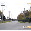 BEFORE: Bay Street, east toward Division St.<br /> Conceptual rendering courtesy Traverse City Light & Power