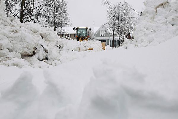 Snow Storm, March 3, 2012
