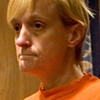 Record-Eagle/Jan-Michael Stump<br /> No 2: Joni Holbrook at a prelimiary hearing for the August 10, 2009 shooting death of her husband, Michigan State Police Sgt. Melvin Paul Holbrook.