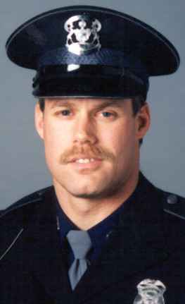 No. 2: Michigan State Police sergeant Melvin P. Holbrook killed
