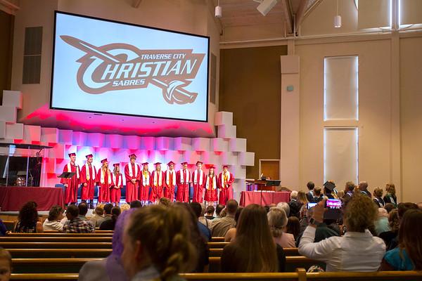 TC Christian Grad
