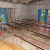 Special to the Record-Eagle/Karen Nelson<br /> A typical public school classroom, pictured in Hansapur, which had neither running water nor electricity. Students walked two to three hours one way, over extreme terrain in many cases, to study.