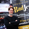 """14-7-15. Director of """"Bad Jews"""", Gary Abrahams at the Alex Theatre in St Kilda. Photo: Peter Haskin"""