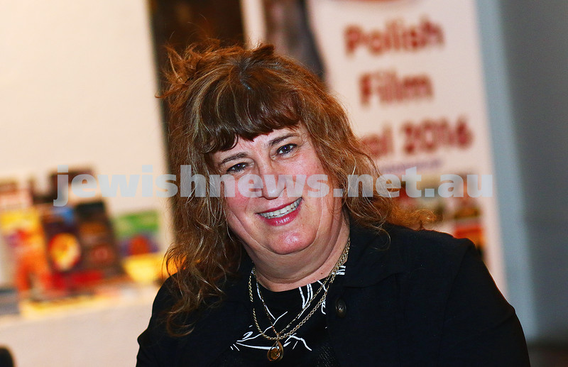 Elizabeth Syber. Australian Equity Party candidate for Batman in the 2016 federal election. photo: peter haskin