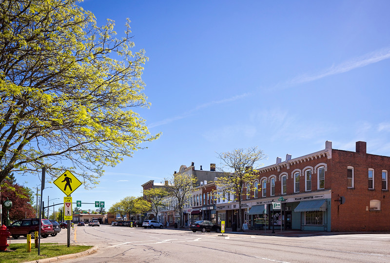 Carrie Garland - The city of Chardon, known for its picturesque square and Main Street, is showing signs of vitality throughout the community.