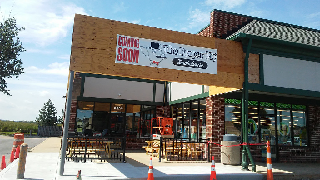 . Proper Pig is officially opening June 23 on Diamond Centre Drive in Mentor.  (Betsy Scott - The News-Herald)