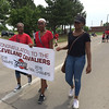 Carol Harper - The Morning Journal <br> A Cleveland Cavaliers NBA Championship was honored June 26, 2016, during a Lorain International Festival Parade on Broadway Avenue in Lorain.