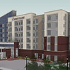 Submitted rendering | front exterior