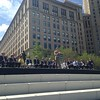 Speakers Terrace, Public Square re-opening