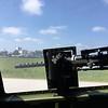 Harley Marsh/News-Herald.. View from 50 mm gun portal, Madras Maiden