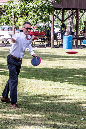 072716 Painesville disc golf