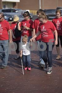 White Cane Safety Day Walk