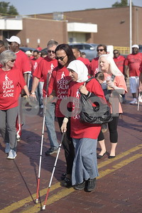 White Cane Safety Day Walk