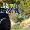 "City of Boulder Swat Team members work to extract a man with a gun from a home in the 3200 block of Euclid Avenue in Boulder on Tuesday, Oct. 2. For more photos and video of the SWAT Team in action go to  <a href=""http://www.dailycamera.com"">http://www.dailycamera.com</a><br /> Jeremy Papasso/ Camera"
